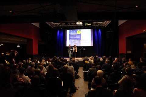 Die Auftaktveranstaltung der Konferenz (Foto: Sowo Koenning)